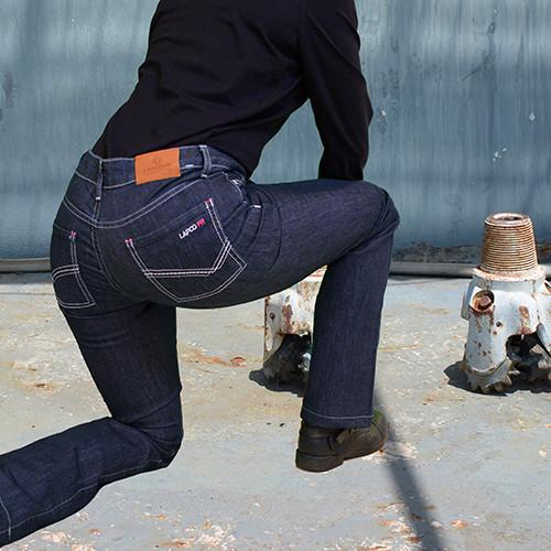 Ladies FR Comfort Stretch Jeans | 11oz. Cotton Stretch Blend