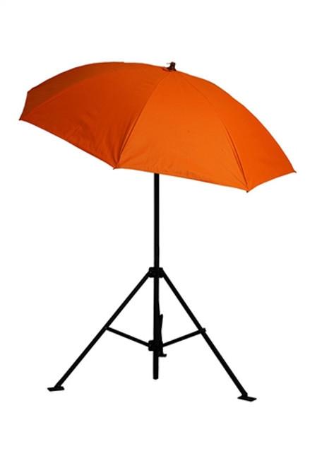 Lapco 7' Orange FR Work Umbrella