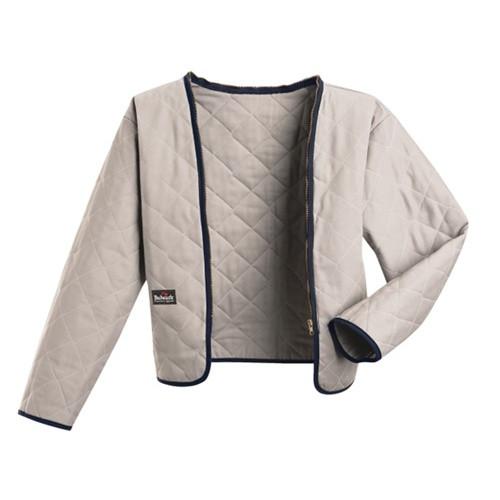 Bulwark Grey Modaquilt Flame Resistant Liner Gray color