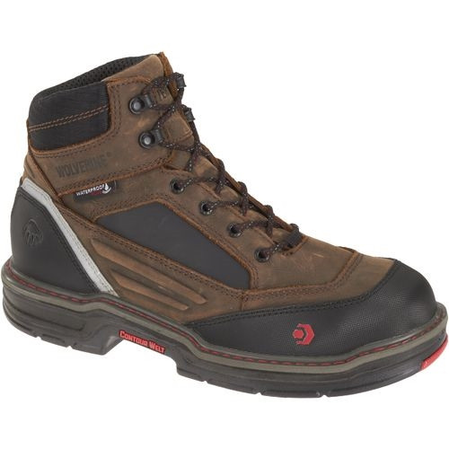 """OVERMAN WATERPROOF CARBONMAX 6"""" EH WORK BOOT, SAFETY BOOT"""