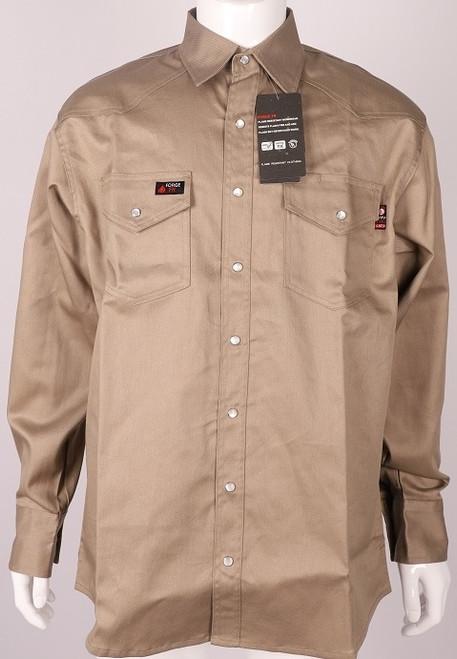 Forge Men's FR Work Shirt