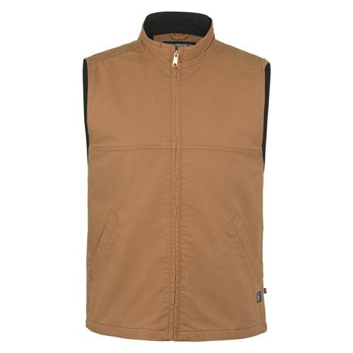 Wolverine FR Brown Canvas Vest