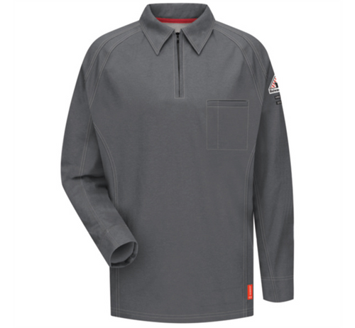 Bulwark iQ Series LS Comfort Knit Polo Assorted Colors
