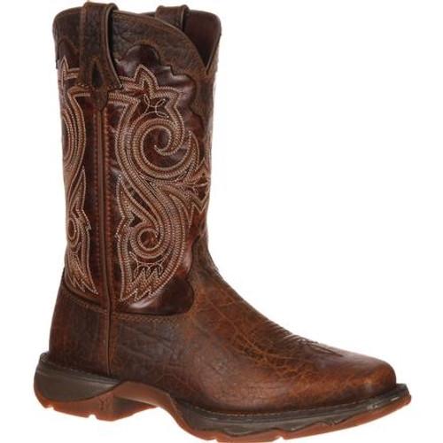 Durango Lady Rebel Steel Toe Western Work Boot