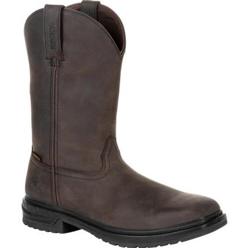 Rocky Worksmart Composite Toe Western Boot