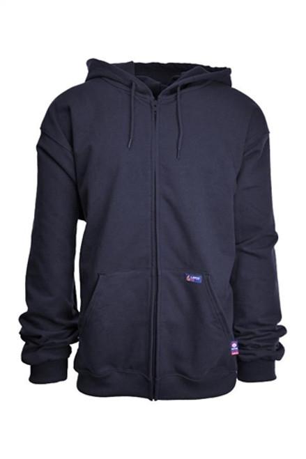 Lapco FR Zip Up Sweatshirt Hoodie