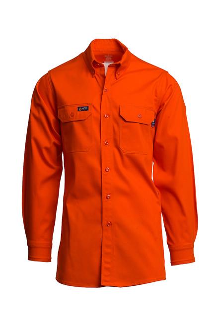 Lapco Fire Resistant Shirt Orange