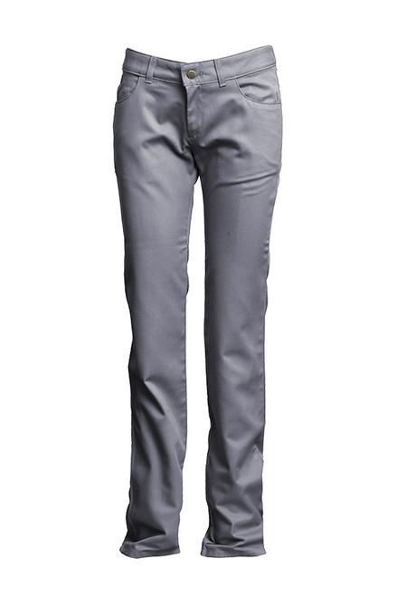 Women's Lapco FR Advanced Comfort Gray Uniform Pants