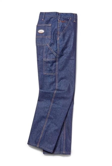 Rasco Flame Resistant Blue Denim Carpenter Pants