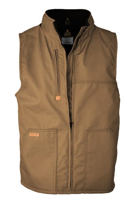 Lapco FR Windshield Fleece Lined Vest