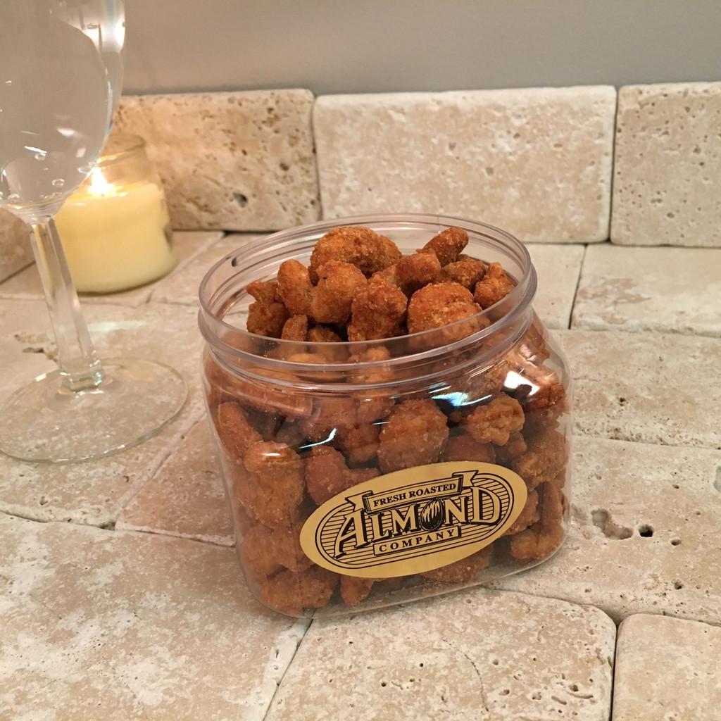 Buffalo Cashew Crunch (1/2 lb. Jar)