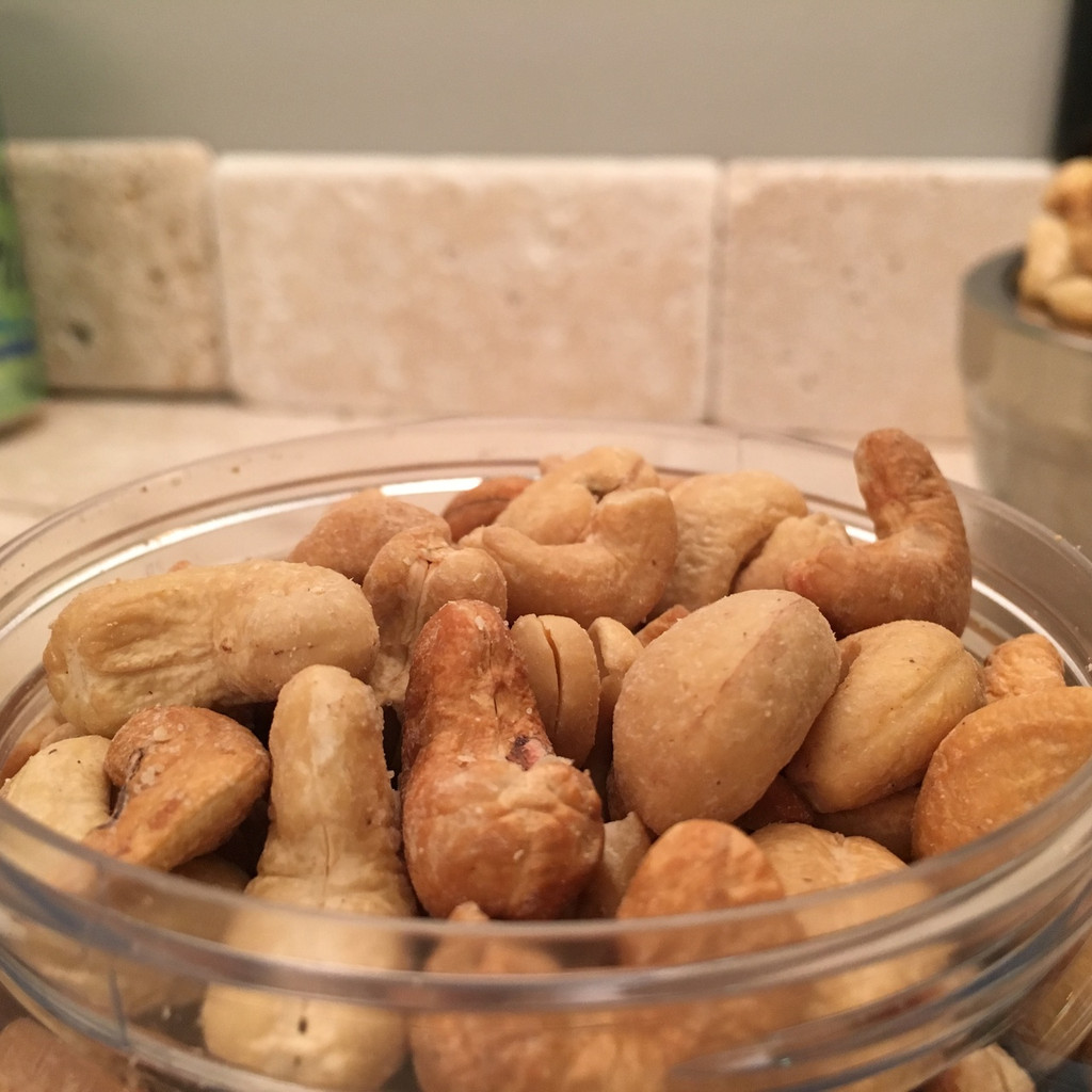 Roasted, Salted Cashews (Bulk, by the lb.)