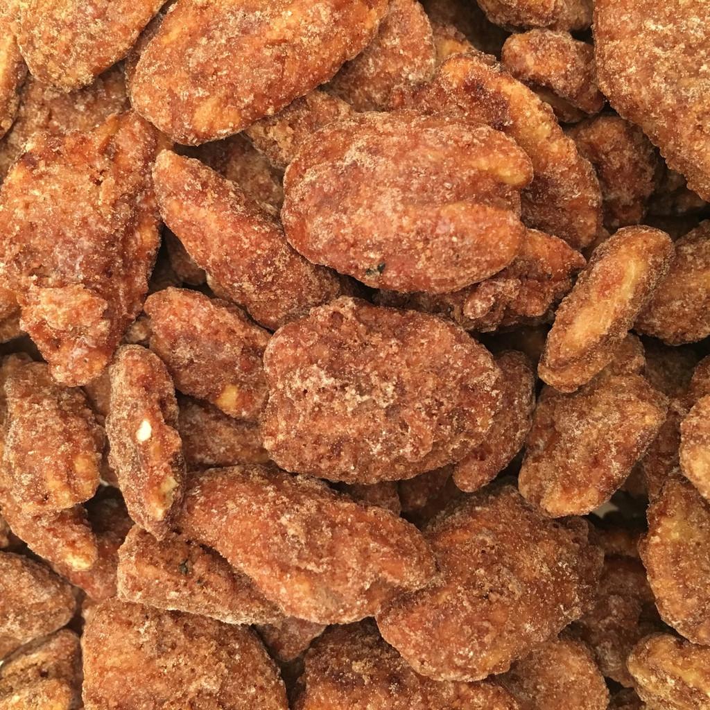 Cinnamon Pecans (Bulk, by the lb.)