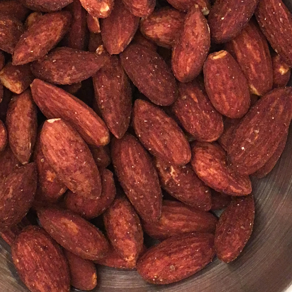 Tamari Almonds (Bulk, by the lb.)
