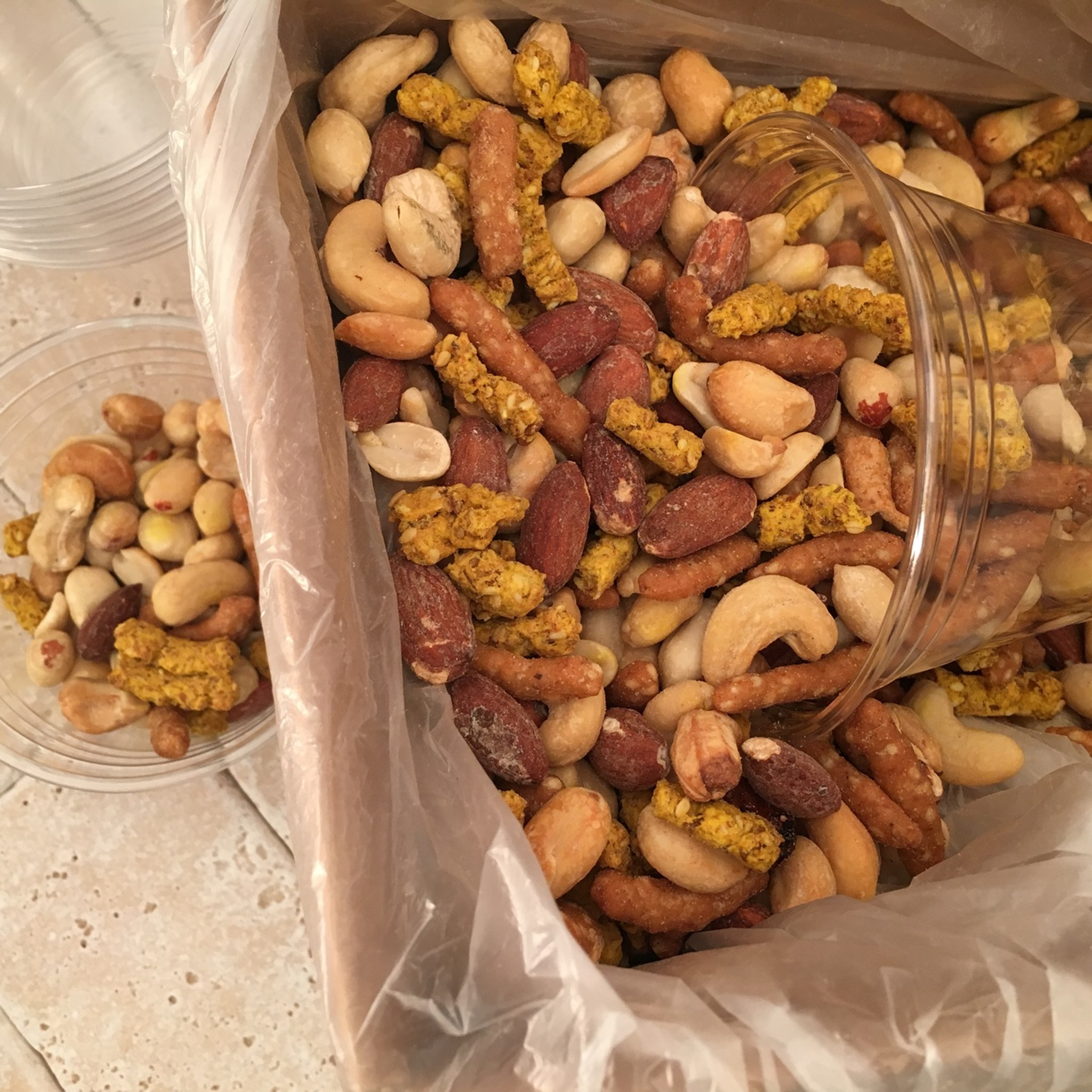 Party Starter Snack Mix  - 3 lb. Box with 10 Cups