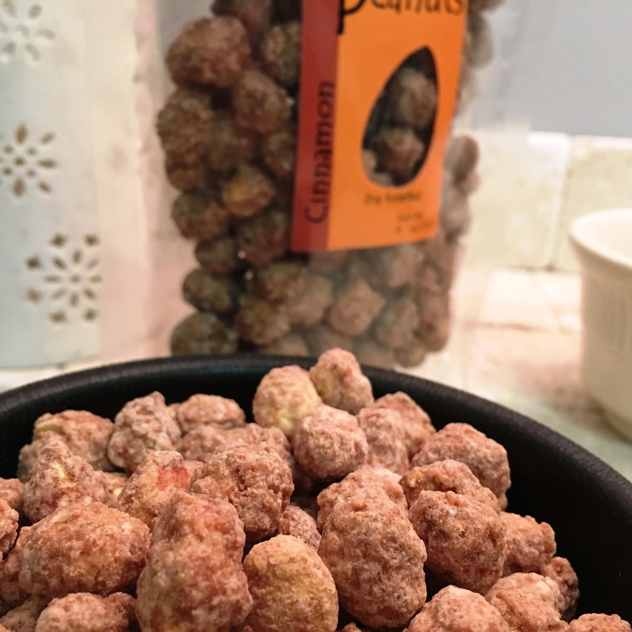 half lb bag peanuts