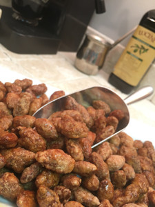 Classic Cinnamon Almonds (25 lb. bulk)