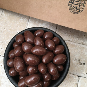 Chocolate Maple Almonds Dairy Free (Bulk, by the lb.)
