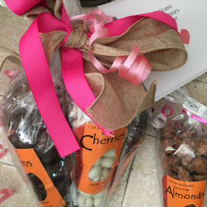 """Build your own """"Cone-acopia"""" Gift Pack- Choose 5 - 4 oz. festive cone bags"""