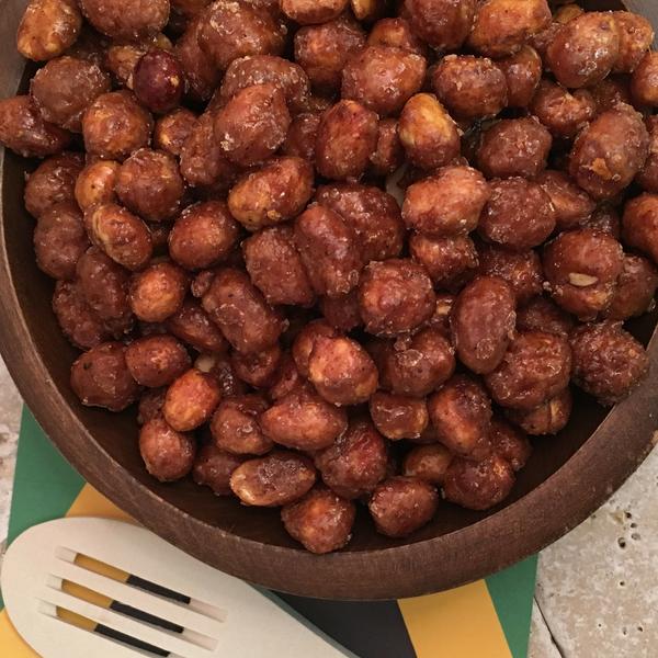 Jamaican Jerk Peanuts (Bulk, by the lb.)