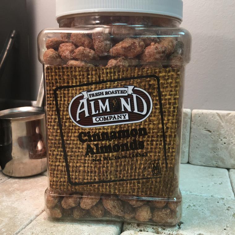 40 oz Jar Flavored Almonds