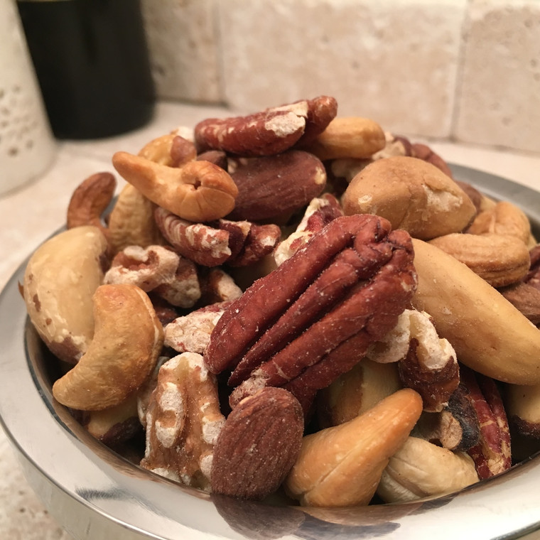 Mixed Nuts Deluxe - (Bulk, by the lb.)