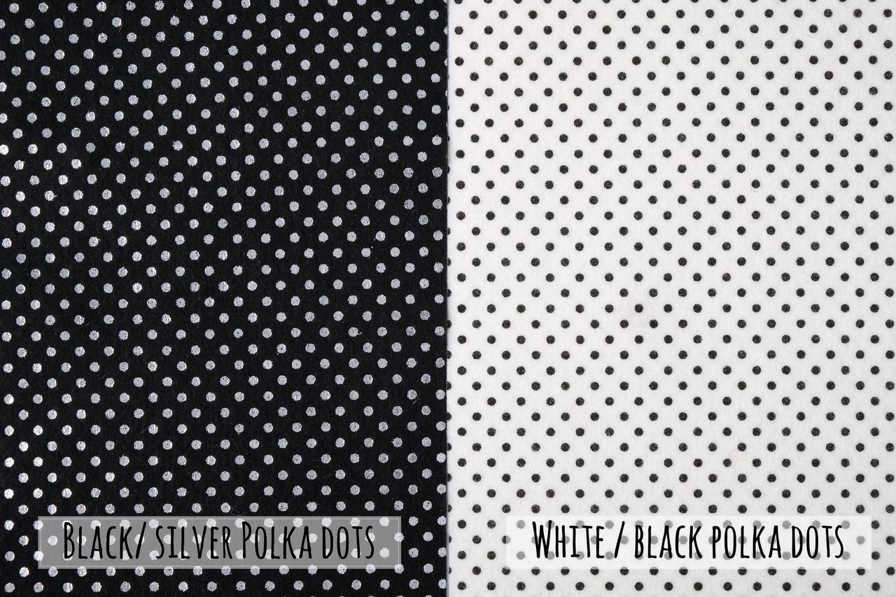 Jovie Bow (Polka Dots)