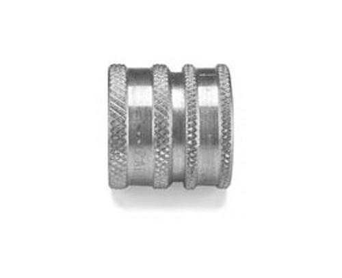 Brass Parker 1163-60-BPD Garden Hose Fitting Hose Thread 3//4 3//4 Hose Thread Coupler