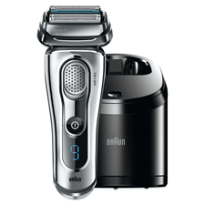 Braun Series 9 9095cc Electric Shaver with Cleaning Center