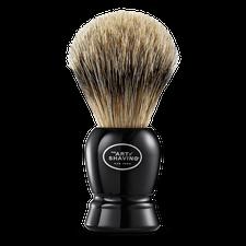 Black Fine Shaving Brush