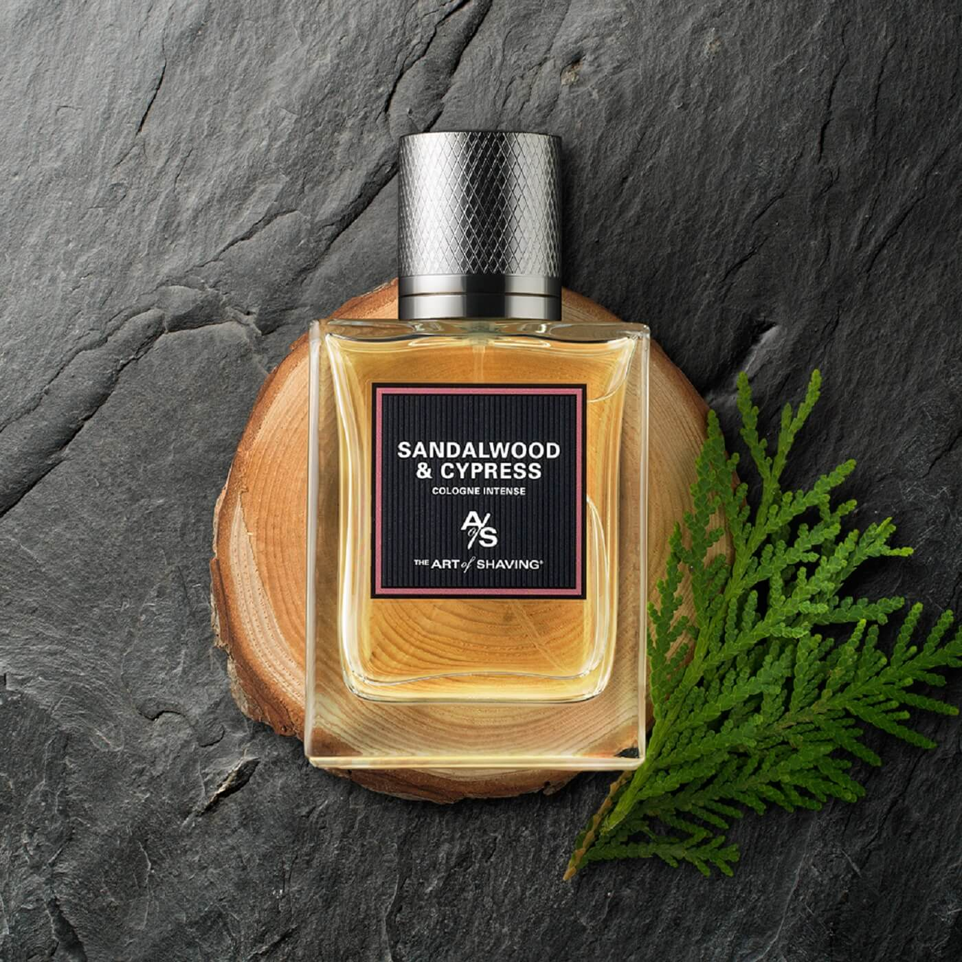 Sandalwood and Cypress Cologne
