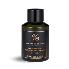 Bourbon Pre-Shave Oil 2 oz