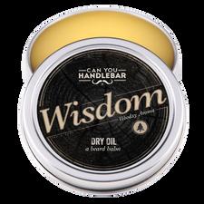 Wisdom Bright Woods Beard Balm