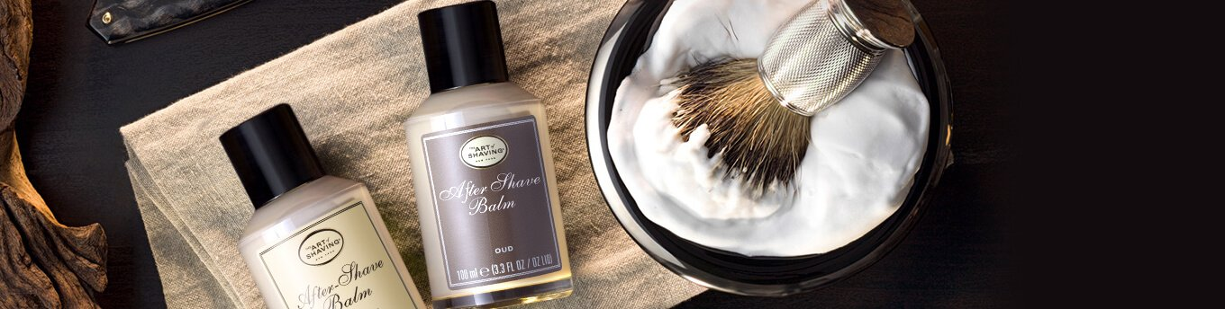 The Art of Shaving After Shave