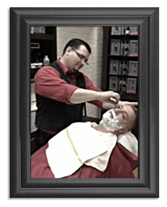 Master Barber Adam
