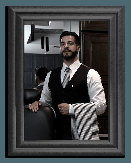 Master Barber John