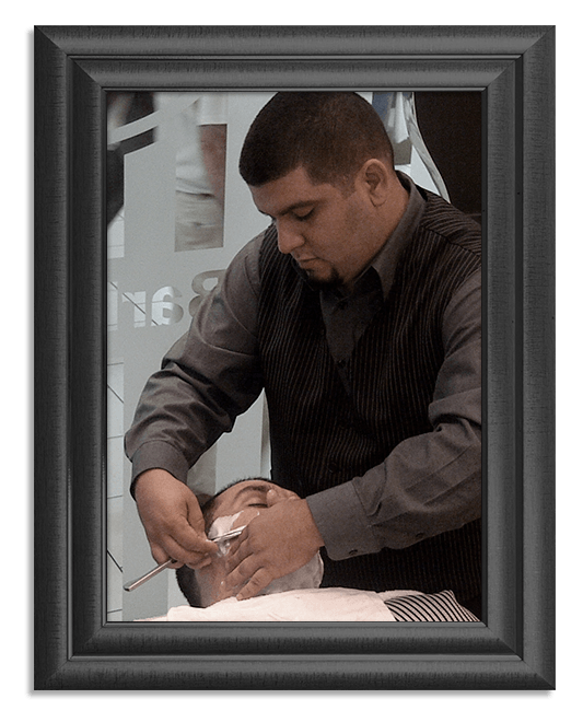 Master Barber Michael