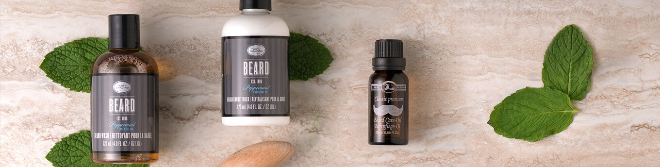 Art of Shaving Beard Wash, Conditioner and Beard Oil