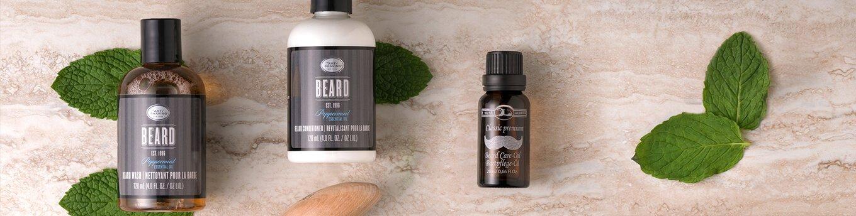 Art of Shaving Beard Wash, Conditioner and Beard Oil