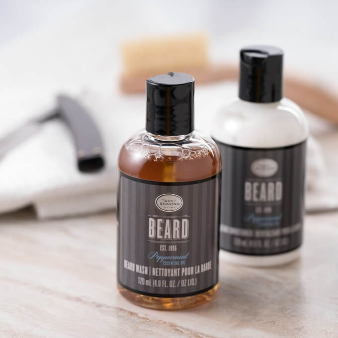 Beard Wash Conditioner