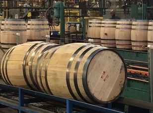 finished barrels