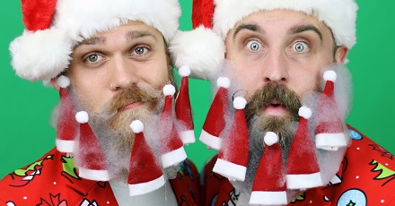 gay beards gifting a better beard