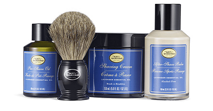 Four Elements of The Perfect Shave