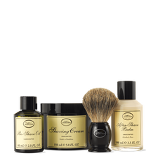 Unscented 4 Elements Bundle with Pure Badger Brush