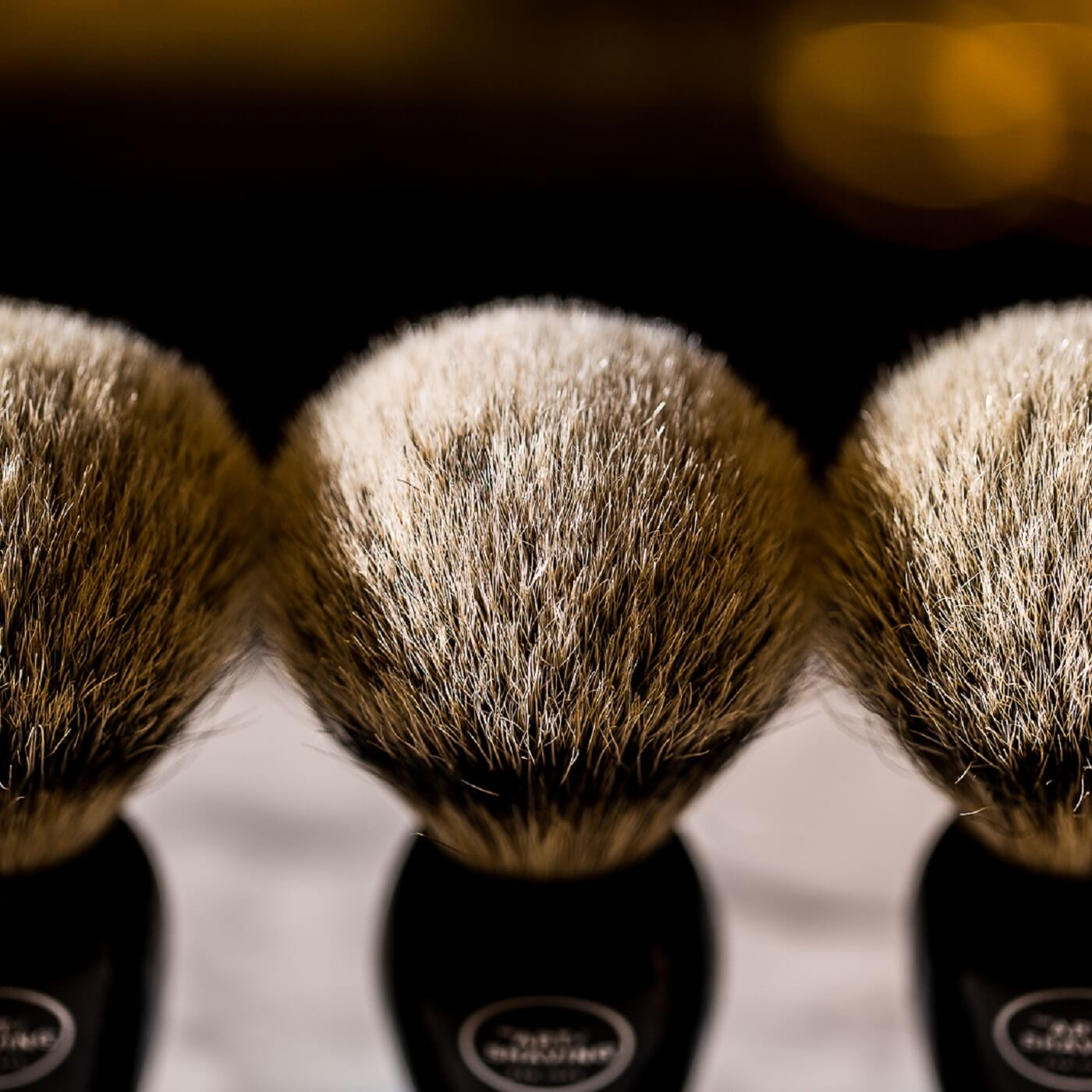 Silvertip Brush