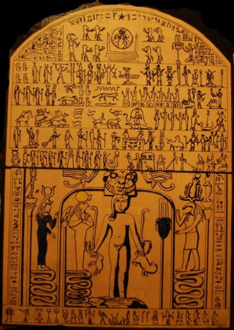 Egyptian magic and religion course