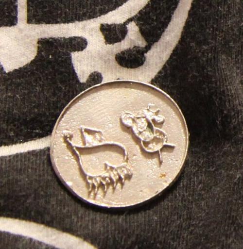 MUSISIN Grimoirium Verum one inch cast seal
