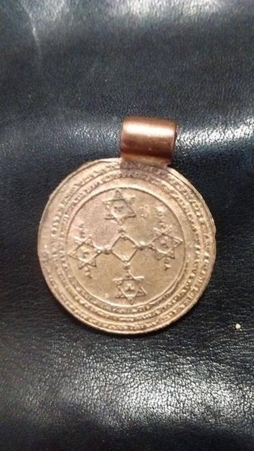Goetia circle pendant 1 inch cast new product
