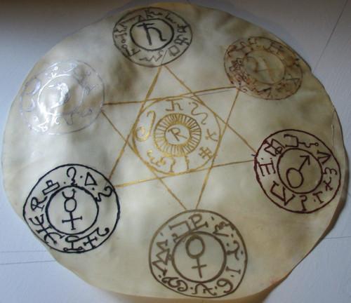 Re-writing Ceremonial magick Rituals course