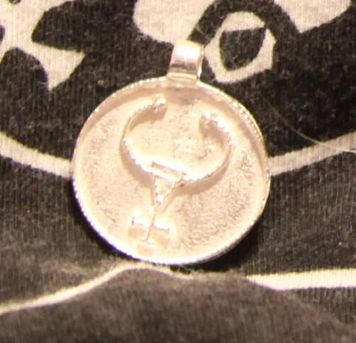 MERSILDE Grimoirium Verum one inch cast seal